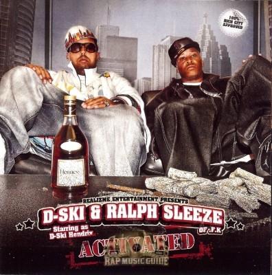D-Ski & Ralph Sleeze - Activated