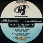 Flint City Allstars - Flint City Limits Vol. One