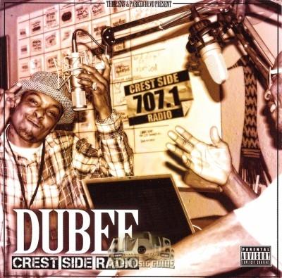 Dubee - Crest Side Radio