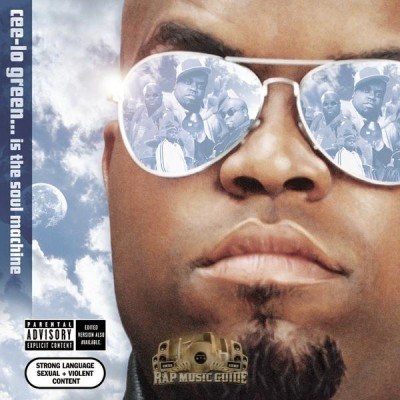 Cee-Lo Green - Cee-Lo Green... Is The Soul Machine