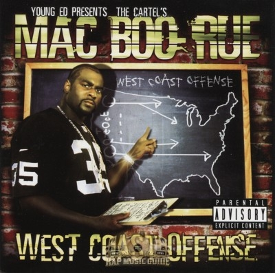 Mac Boo-Rue - West Coast Offense