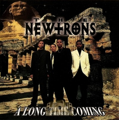 The Newtrons - A Long Time Coming