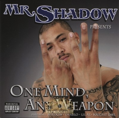Mr. Shadow - One Mind, Any Weapon