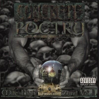 Concrete Poetry - The Mile High Underground Vol.1