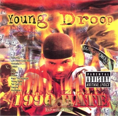 Young Droop - 1990-Hate