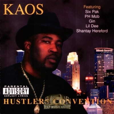 Kaos - Hustlers Convention