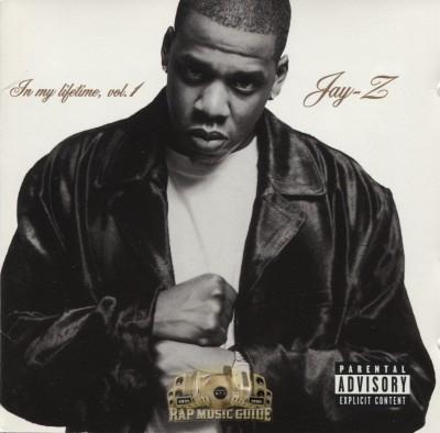 Jay-Z - In My Lifetime, Vol. 1