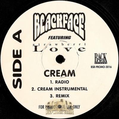 Blackface - Cream