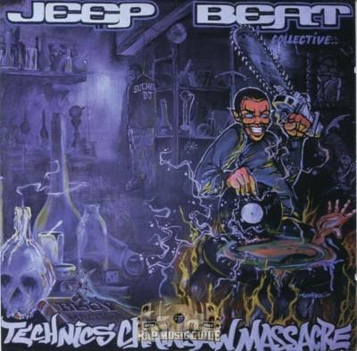 Jeep Beat Collective - Technics Chainsaw Massacre