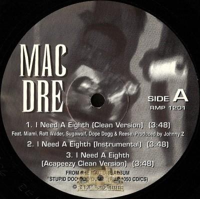 Mac Dre - Stupid Doo Doo Dumb EP