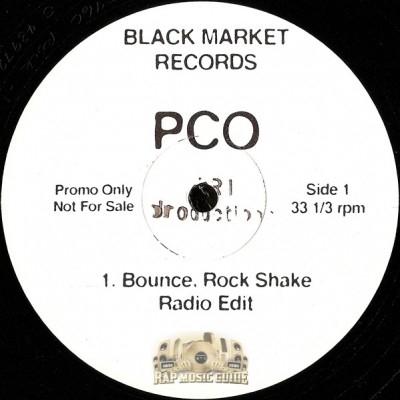 P.C.O. - Bounce Rock Shake