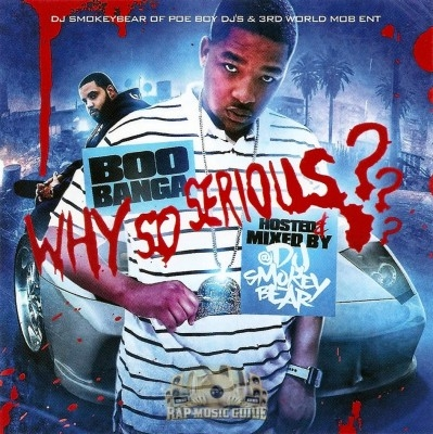 Boo Banga - Why So Serious?