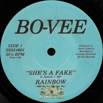 Rainbow - She's A Fake