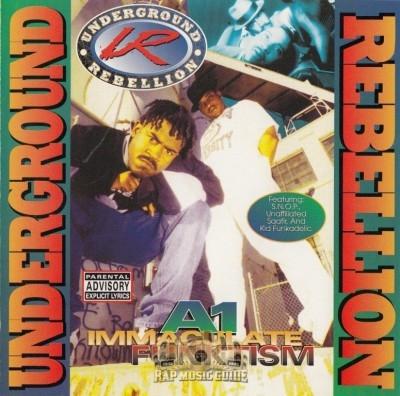 Underground Rebellion - A1-Immaculate Funktism