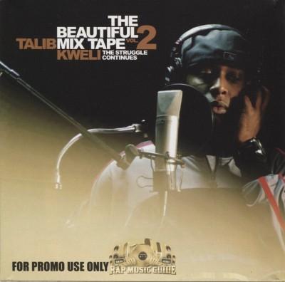 Talib Kweli - The Beautiful Mixtape Vol. 2