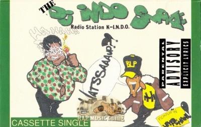 DJ Indo Smoke ft. Hypeman - Smoke Show 1&2