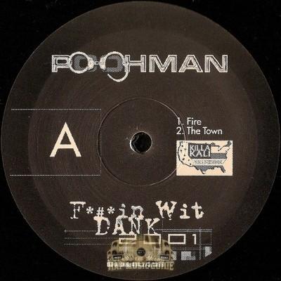 Pooh-Man - Fuckin Wit Dank 2001