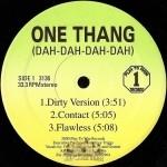 One Thang - Dah-Dah-Dah-Dah