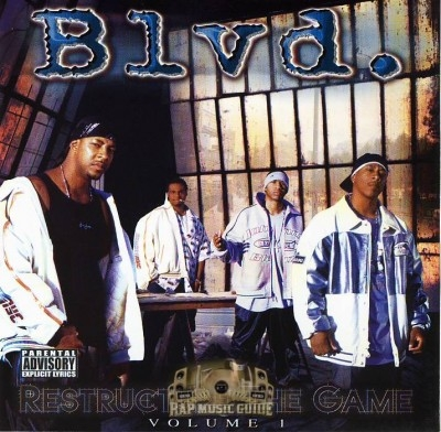 Blvd. - Restructure The Game Volume 1