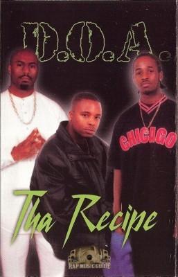 D.O.A. - Tha Recipe