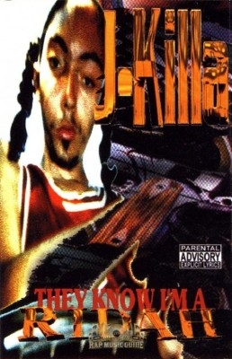 J-Killa - They Know I'm A Ridah