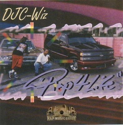 DJC-Wiz - Pimp 4 Life