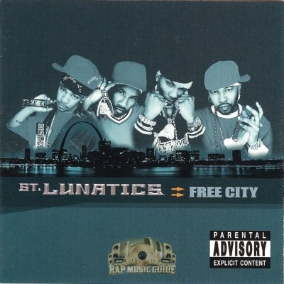 St. Lunatics - Free City