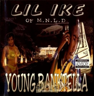 Lil Ike - Young Banktella