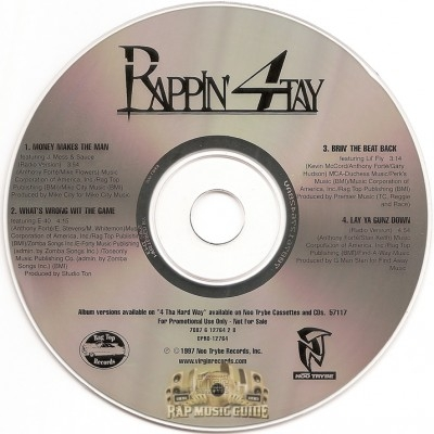 Rappin' 4-Tay - Money Makes The Man