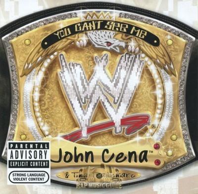 John Cena & Tha Trademarc - You Can't See Me