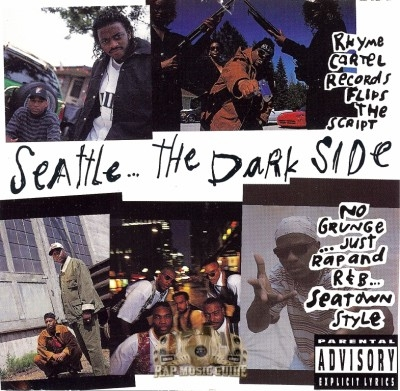 Various Artists - Seattle... The Dark Side