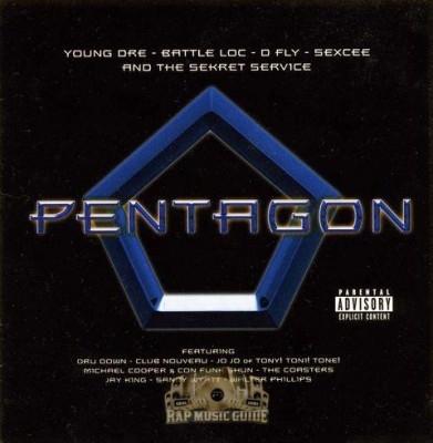 Pentagon Records - Pentagon