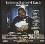 DJ Screw & The Screwed Up Click - Soldiers United 4 Cash Soundtrack