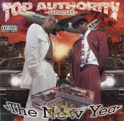 Top Authority - Top Authority Uncut