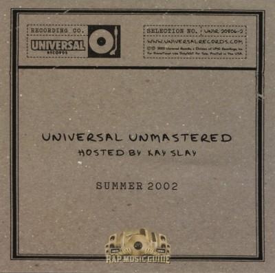 Universal Unmastered - Summer 2002