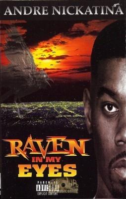 Andre Nickatina - Raven In My Eyes