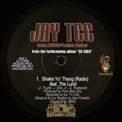 Jay Tee - I Got What You Like