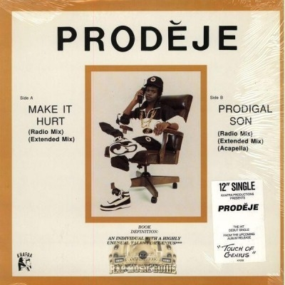 Prodeje - Make It Hurt / Prodigal Son