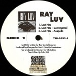 Ray Luv - Last Nite
