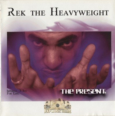 Rek The Heavyweight - The Present