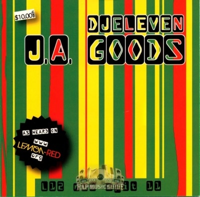 DJ Eleven - J.A. Goods Vol.1