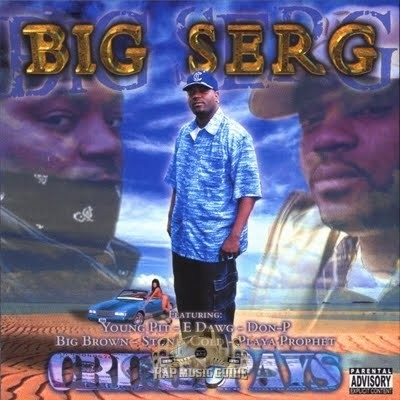 Big Serg - Crime Pays