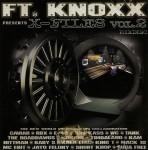 Ft. Knoxx Presents - X-Files Vol. 2