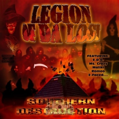 Legion Of Da Lost - Southern Destruction