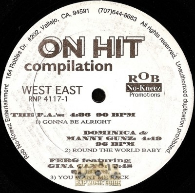 On Hit Compilation - Take Your Hit & Pass It