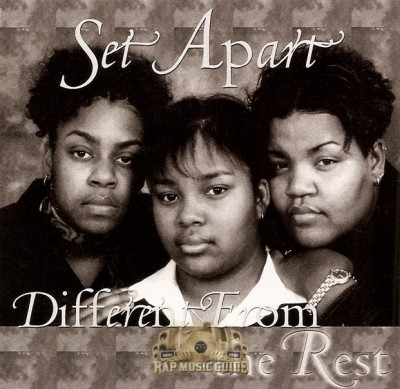 Set Apart - Different From The Rest