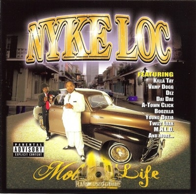 Nyke Loc - Mob Life: The Album