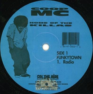 Coop MC - Funkytown