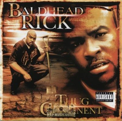 Baldhead Rick - Thug Continent