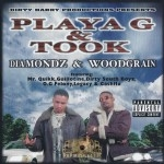 Playa G & Took - Diamondz & Woodgrain